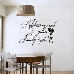 Wall decal kitchen decals for walls ideas you can apply for Kitchen decals for walls ideas you can apply at home
