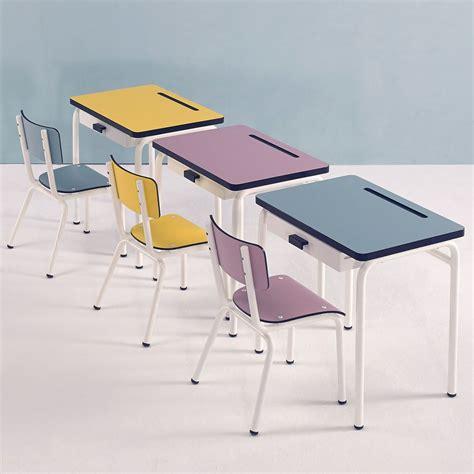 bureau bleu bureau enfant régine bleu jade les gambettes mobilier