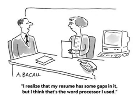 How To Explain Gaps In Resume Due To Illness by Aaron Bacall I Realize That My Resume Has Some Gaps In It