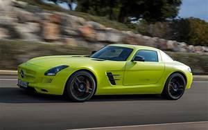 Mercedes Sls Amg : mercedes benz sls amg electric drive quick drive motor trend ~ Melissatoandfro.com Idées de Décoration