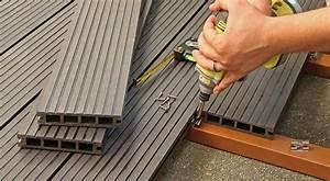 Prix Parquet M2 : prix d 39 une terrasse composite au m2 ~ Premium-room.com Idées de Décoration