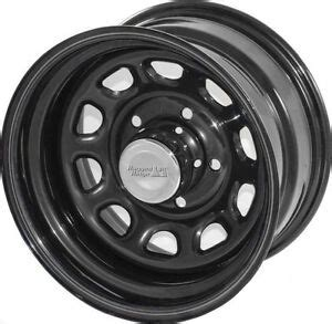 black steel wheel    jeep wrangler  center