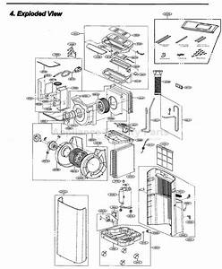 Lg Air Conditioner Parts Manual