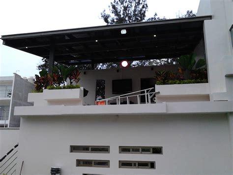 foto terraza minimalista de servicios integrales en