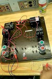 Stop Start Pushbutton 3 Wire Control