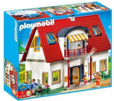 ouverture salon cuisine quelle maison playmobil acheter zoom sur les maisons