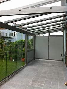Schiebefenster Für Balkon : wintergarten mit faltelementen und abgeschr gtem glas bei dach ~ Whattoseeinmadrid.com Haus und Dekorationen