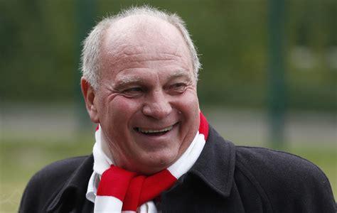 Beide machen in fleisch und fußball. Uli Hoeness will wieder an die Spitze von Bayern - Telebasel