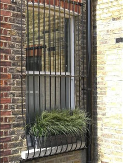 decorative security bars for residential windows window bars installed by brown security installations