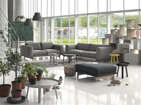 mousse rembourrage canapé muuto rest sofa rest studio pouf rest