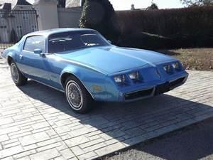 Pontiac Firebird Coupe 1980 Blue For Sale  1980 Pontiac Firebird Esprit Coupe 2