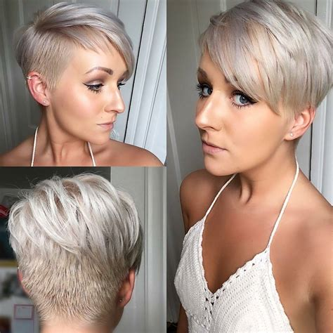 amazing short hairstyles   spirited women