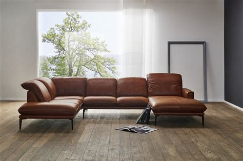 canapé en u cuir grand canapé design en u cuir adoration tm