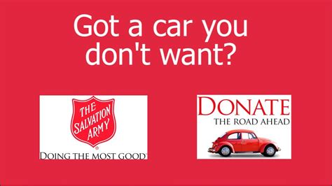 car donation  salvation army     donate