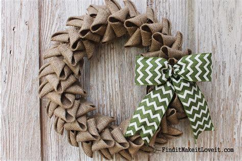 tina 39 s scrap crap burlap petal christmas wreath