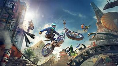 Trials Rising Wallpapers