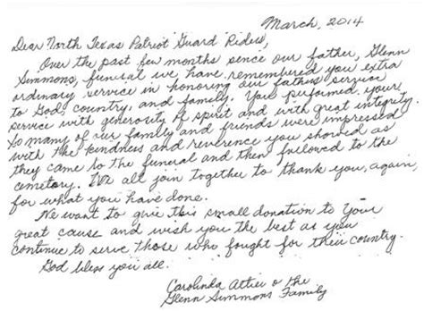 thank you letter thank you letter for attending our event sle 30 thank 7904
