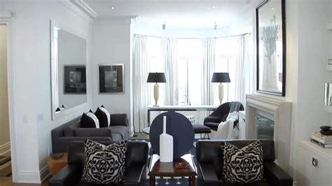 interior design sophisticated timeless high contrast