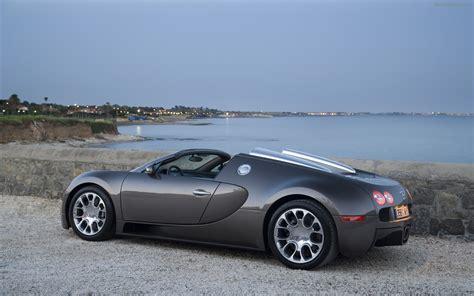 2010 Bugatti Veyron 16.4 Grand Sport In Rome Widescreen