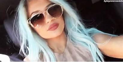 Kylie Jenner Gifs Kardashian Kendall Instagram Celebrity
