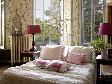 How French Designers Decorate French Bedrooms 10