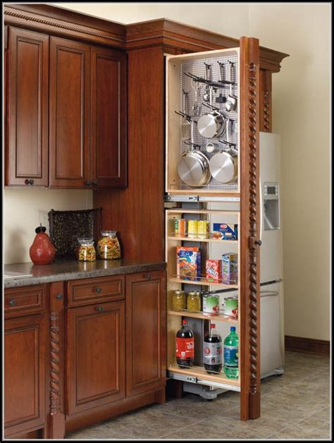 slim kitchen pantry cabinet slim slide out pantry cabinet home design ideas 5341