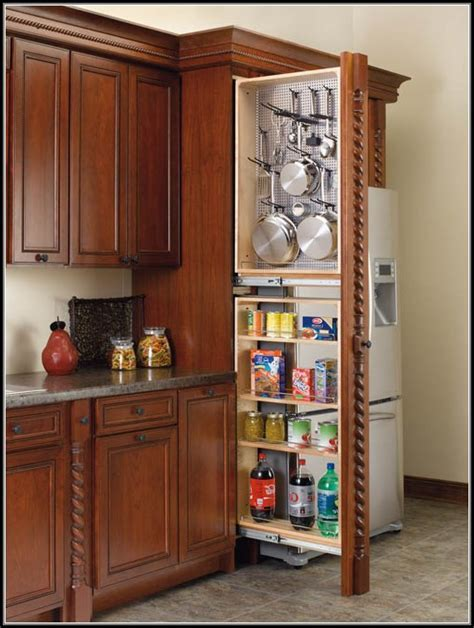 Slim Slide Out Pantry Cabinet Pantry : Home Design Ideas