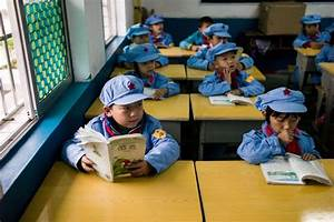 'Red Army' for Kids: Chinese Primary School Teaches ...