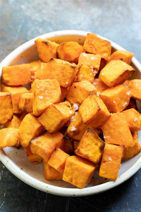 fryer air sweet potatoes recipes potato tastyairfryerrecipes tasty chunks recipe fried cooking dishes healthy side roasted rice dessert disclosure affiliate