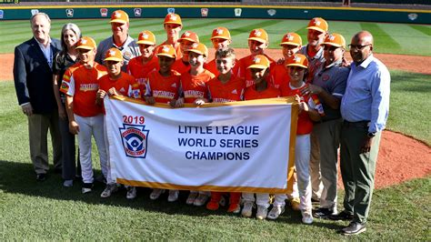 won   league world series   louisiana