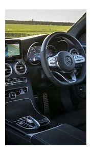 Mercedes C-Class hybrid saloon interior & comfort ...