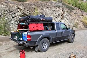 Equipement Ford Ranger : ford ranger expedition build re lets see your overlanding expedition camping rig ford ~ Melissatoandfro.com Idées de Décoration