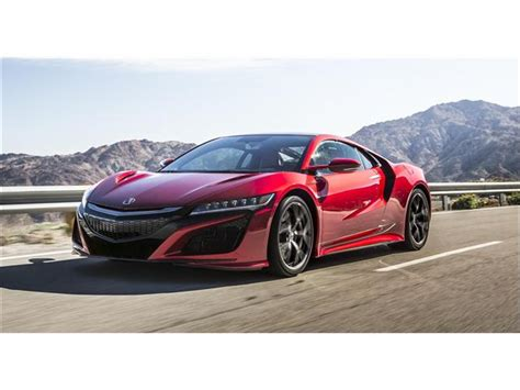 acura nsx prices reviews and pictures u s news world