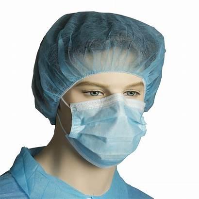 Mask Face Surgical Polypropylene Masks Bastion Earloops