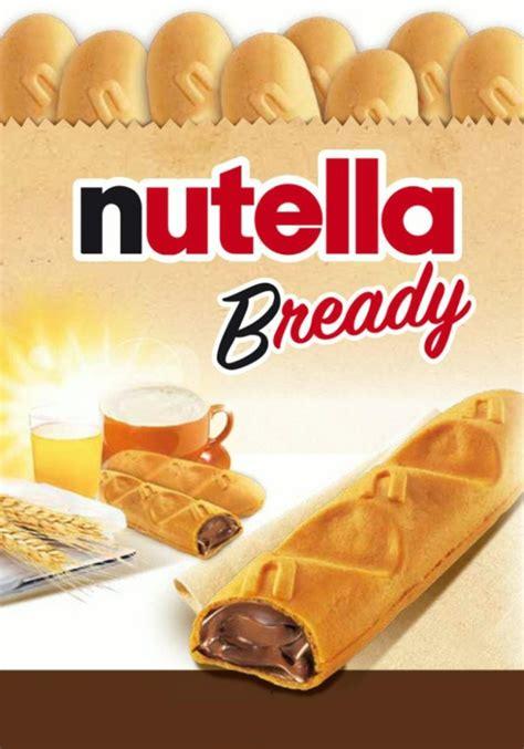nutella bready  soremartec sa