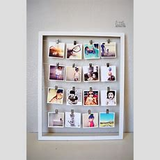 25+ Best Ideas About Diy Picture Frame On Pinterest  Diy