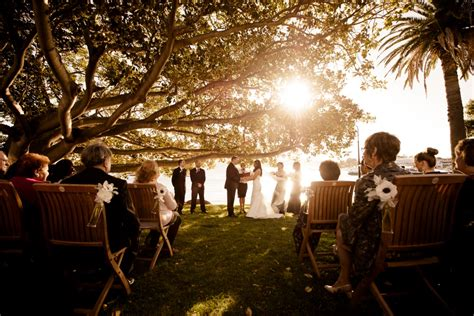 weddings gallery ceremonies watsons bay boutique hotel