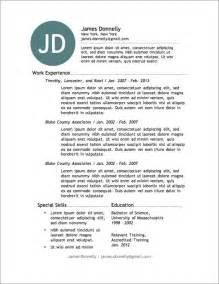 best resume exles free download 12 resume templates for microsoft word free download primer