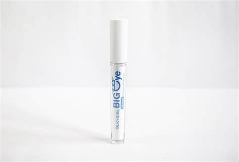 Silkygirl Mascara Big Eye silkygirl big eye serum waterproof mascara review