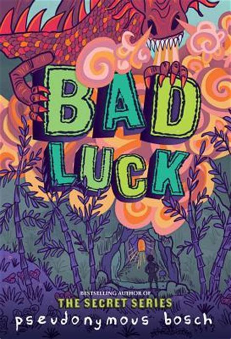 bad luck  pseudonymous bosch reviews discussion