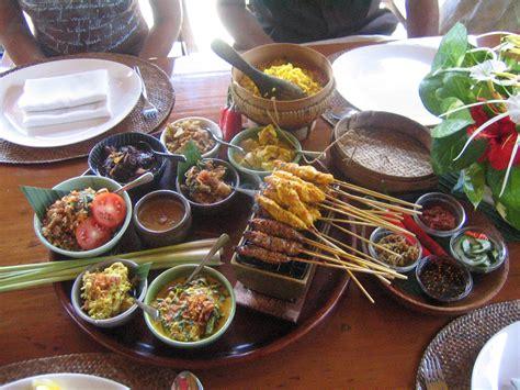 cuisine indonesienne 12 choses à faire à bali se mettre bien