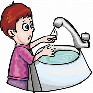 Washing Hands Clipart - The Cliparts
