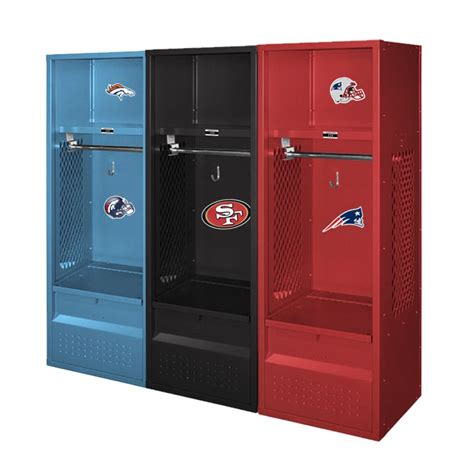 nfl kids stadium lockers  sale surprise
