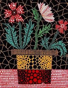 best 25 yayoi kusama ideas on pinterest art With yayoi kusamas flower obsession