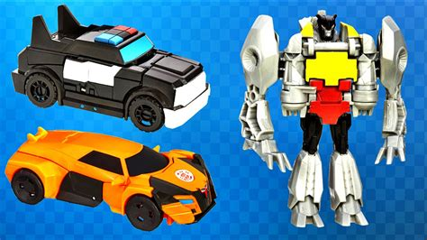 Transformers One Step Changers Robots In Disguise Wave 3