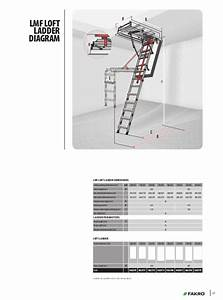 2016 Fakro Loft Ladder Catalogue