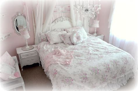 shabby chic shabby chic bedding can add an vintage touch to