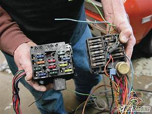 Universal Painless Wiring Harness Diagram