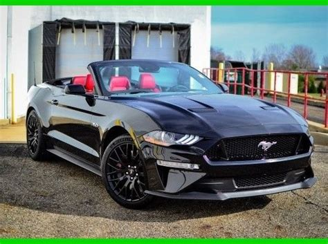 amazing mustang v8 amazing 2018 ford mustang gt premium convertible 2018