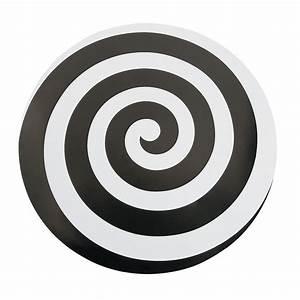 Jumbo Twilight Zone Swirl Signs, Wall Decorations, Party